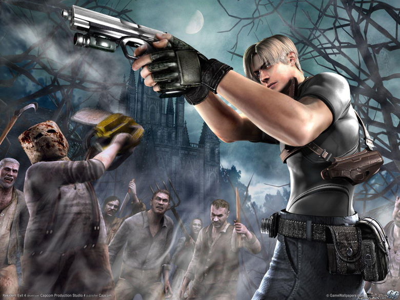 Leon S Kennedy image Resident Evil 4 Wallpapers HD wallpapers and