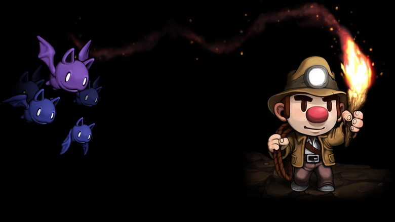 spelunky wallpapers game