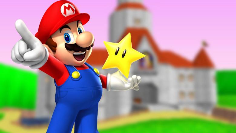 Terminan Super Mario 64 en menos de 7 minutos y sin estrellas