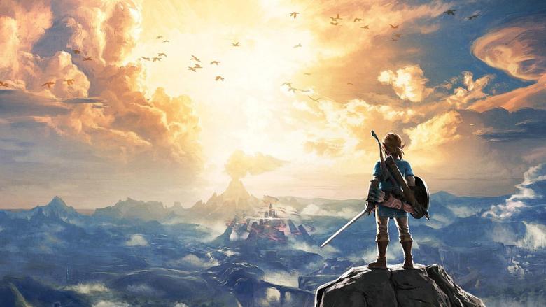 Legend of Zelda Breath of the Wild wallpapers HD