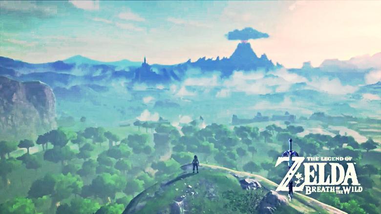 The Legend of Zelda Breath of the Wild HD Wallpapers 6