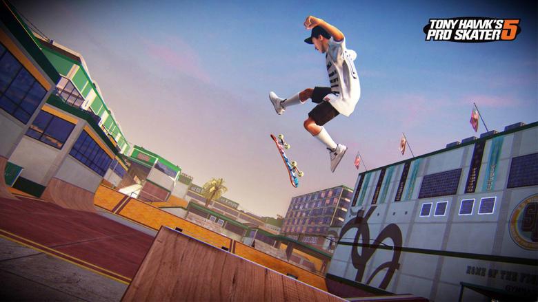 Tony Hawk s Pro Skater 5 HD Wallpapers