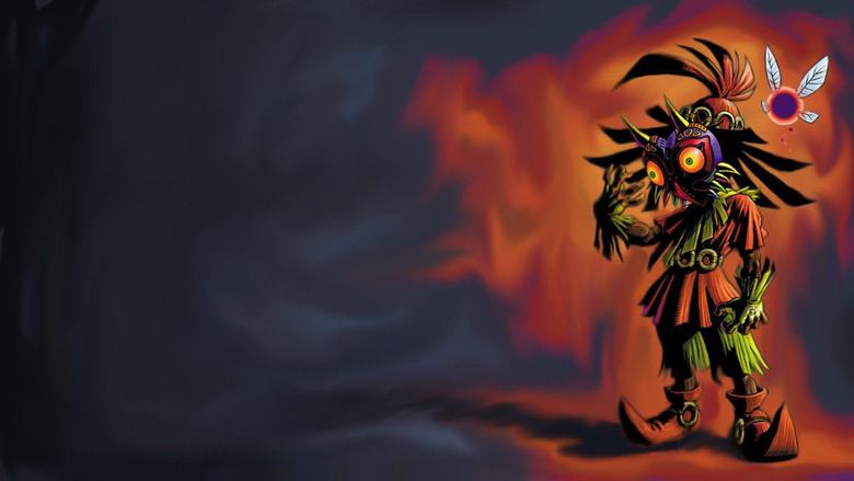The Legend Of Zelda Majora s Mask HD Wallpapers 4