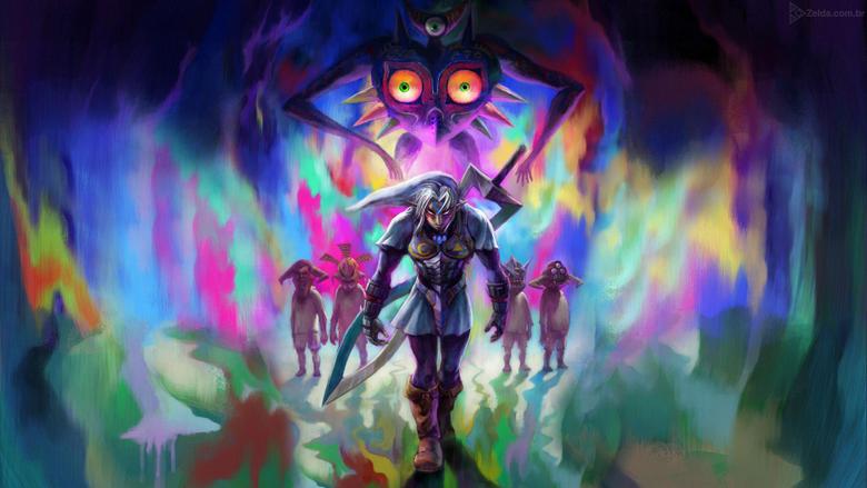 The Legend Of Zelda Majora s Mask HD Wallpapers 13