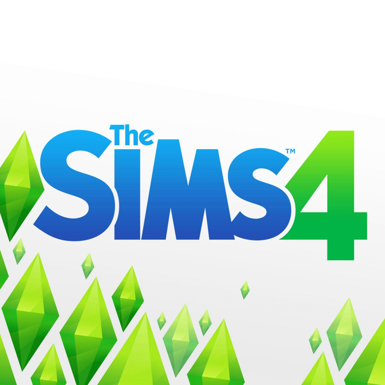 Wallpapers 2048x2048 The sims 4 Maxis software 2014 PC