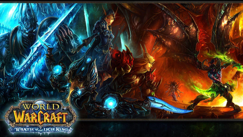 World Of Warcraft Alliance vs Horde Widescreen Backgrounds