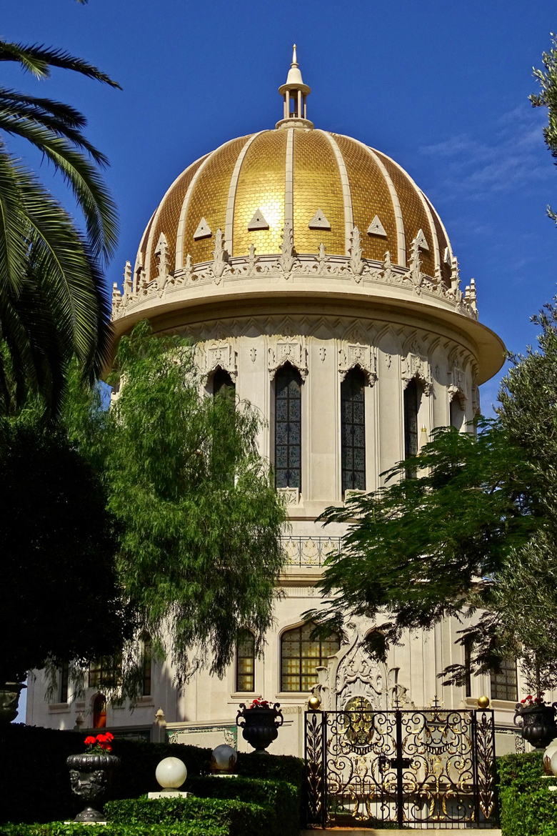 beige and yellow dome building image