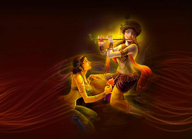 Hindu devotional wallpapers and gifs
