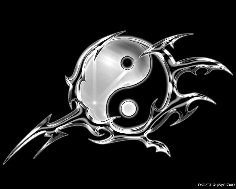 Yin Yang HD Wallpapers