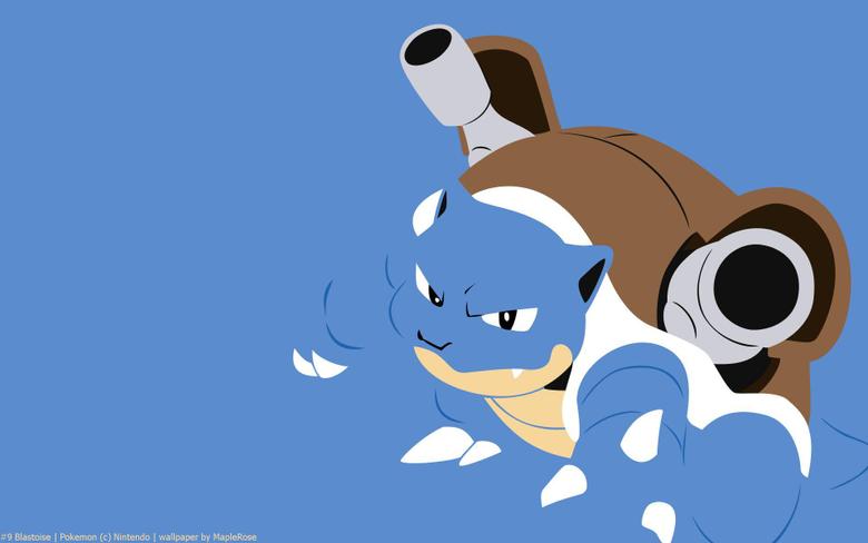 Blastoise Pokemon HD Wallpapers