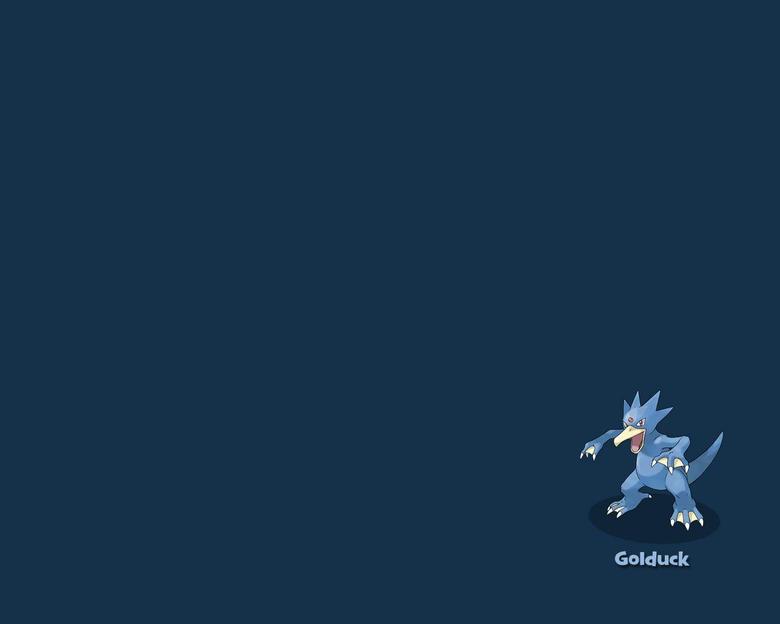 Golduck Wallpapers