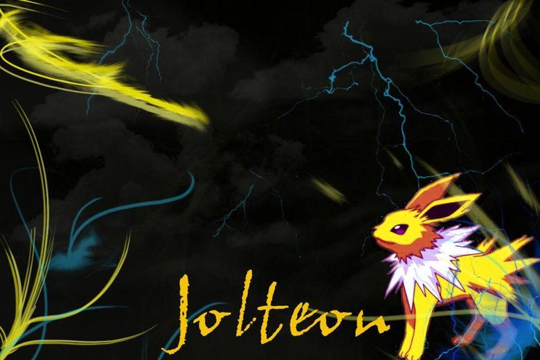 Jolteon Wallpapers by SlaveWolfy