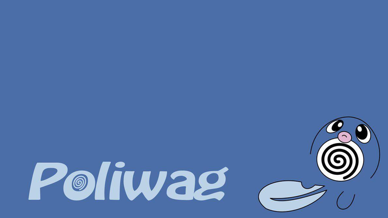 Poliwag Wallpapers by juanfrbarros