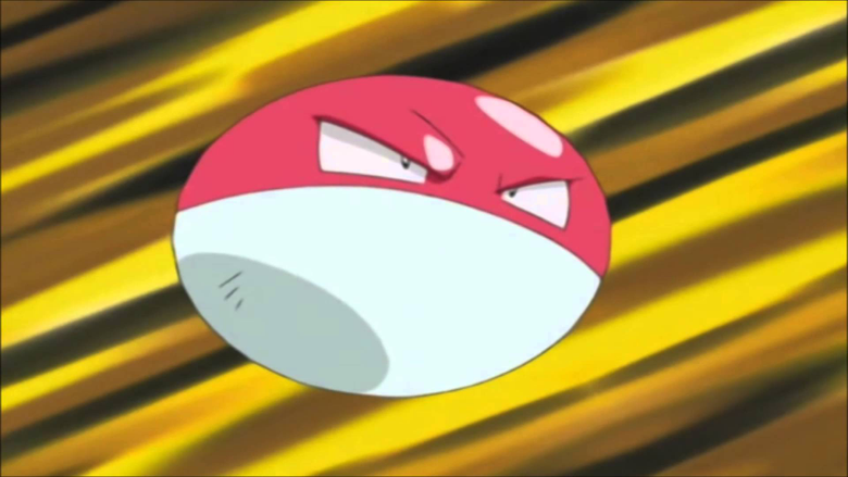 Pokemon Voltorb Sound Effect