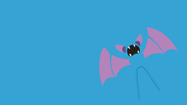 Just some Zubat and evolutions