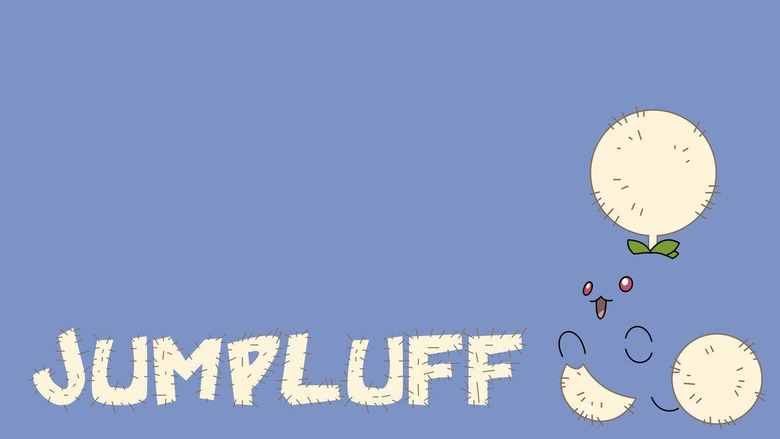 Jumpluff Wallpapers by juanfrbarros