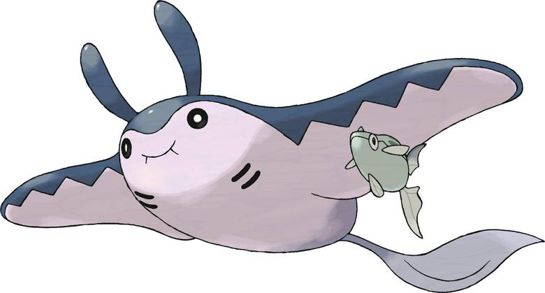 Pokemon Mantine