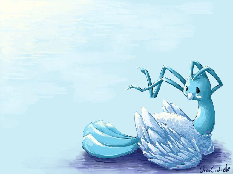 Altaria Wallpapers by OrcaCookie