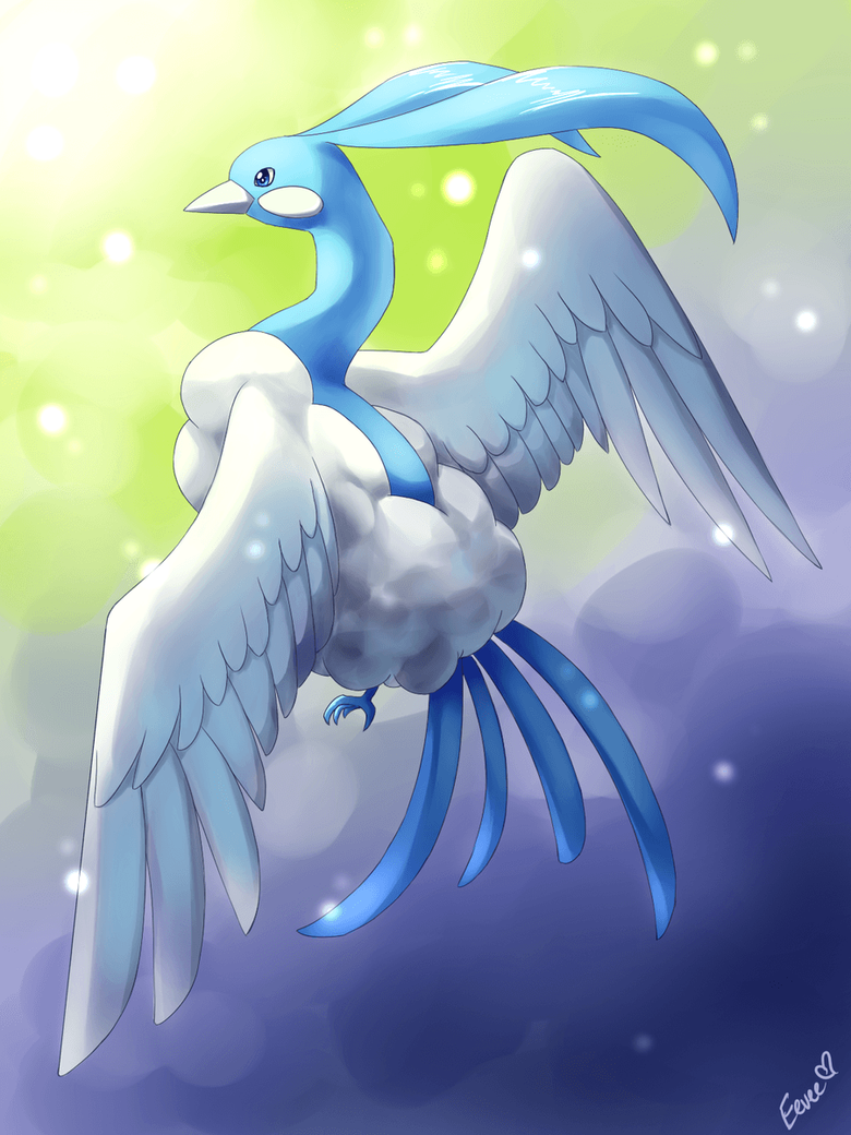 Altaria the Humming Pokemon by Togechu
