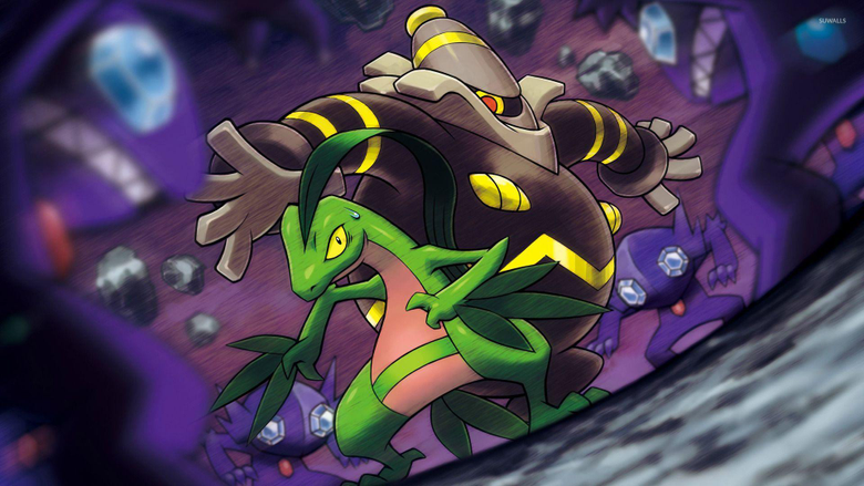 Pokemon Mystery Dungeon Explorers of Sky wallpapers