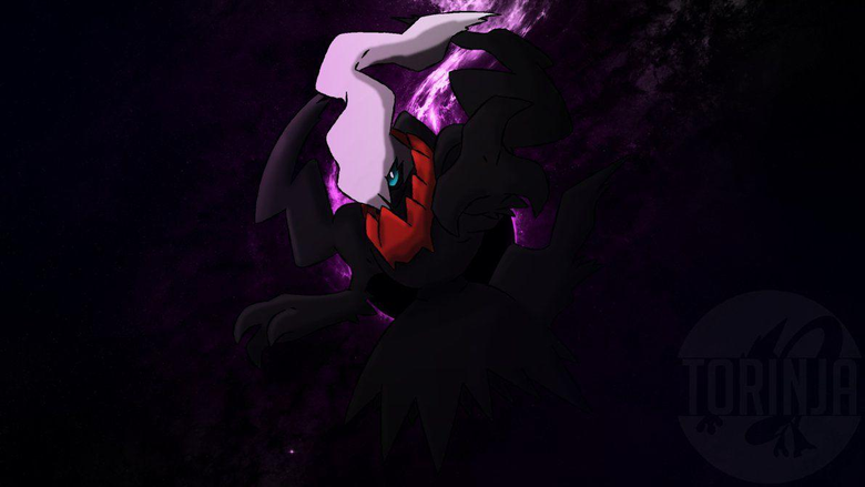 Darkrai and The Void Wallpapers by Torinja