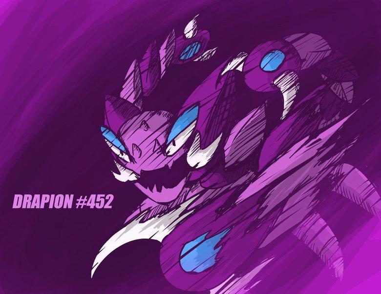 Drapion by Capitan