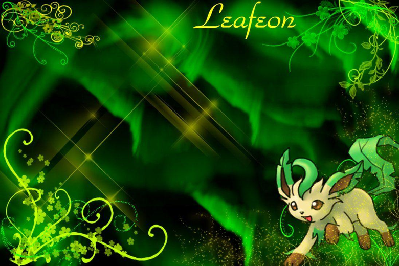 Leafeon Wallpapers by SlaveWolfy