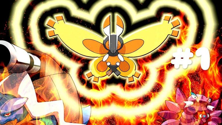Pokemon GO Mothim HQ Wallpapers