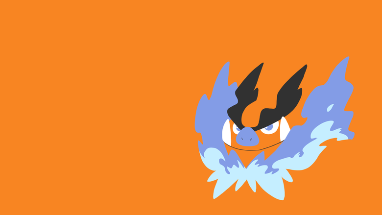 Shiny Emboar Wallpapers by mute