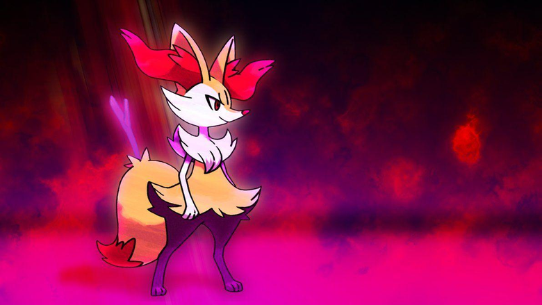 Braixen Wallpapers by RealSonicSpeed