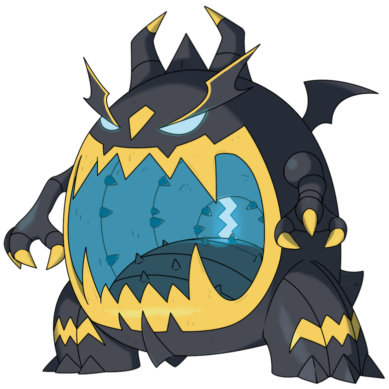 UB Guzzlord redesign by j7663701