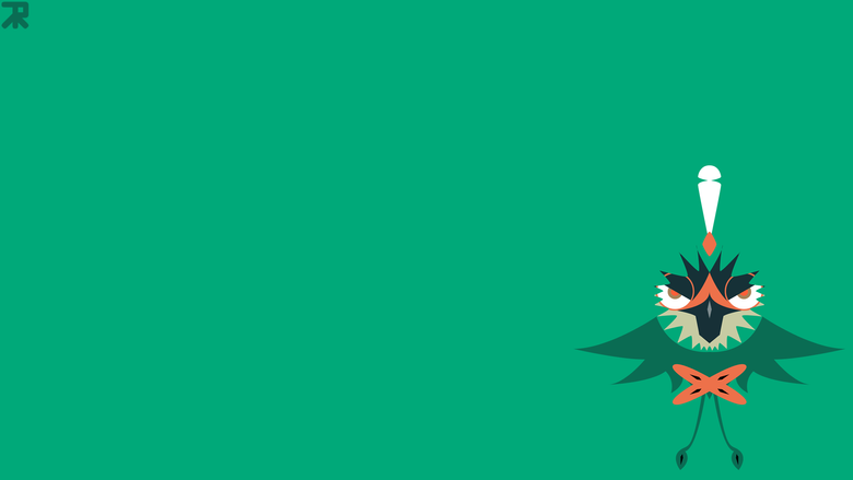 Since everybody likes Decidueye so much i decided to make a