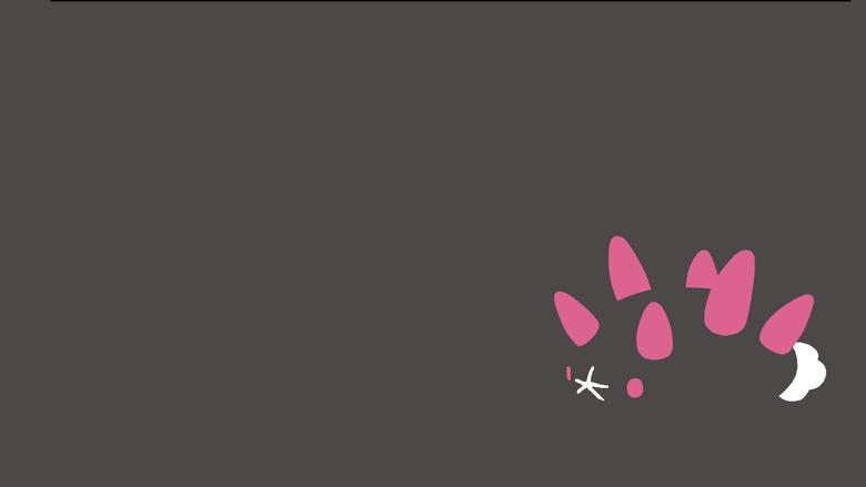 Made a lovely little cucumber screensaver for fellow Pyukumuku fans