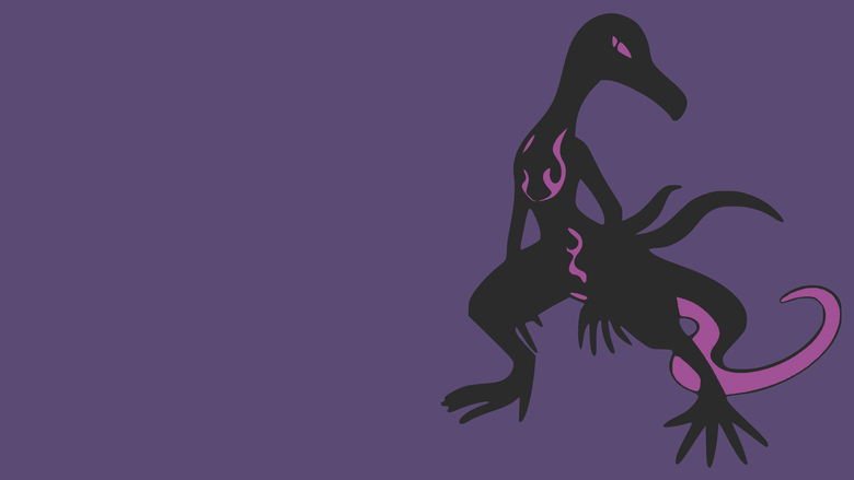 I made a Salazzle wallpapers pokemon
