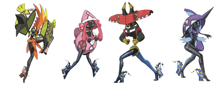 If you re an artist draw tapu s with legs