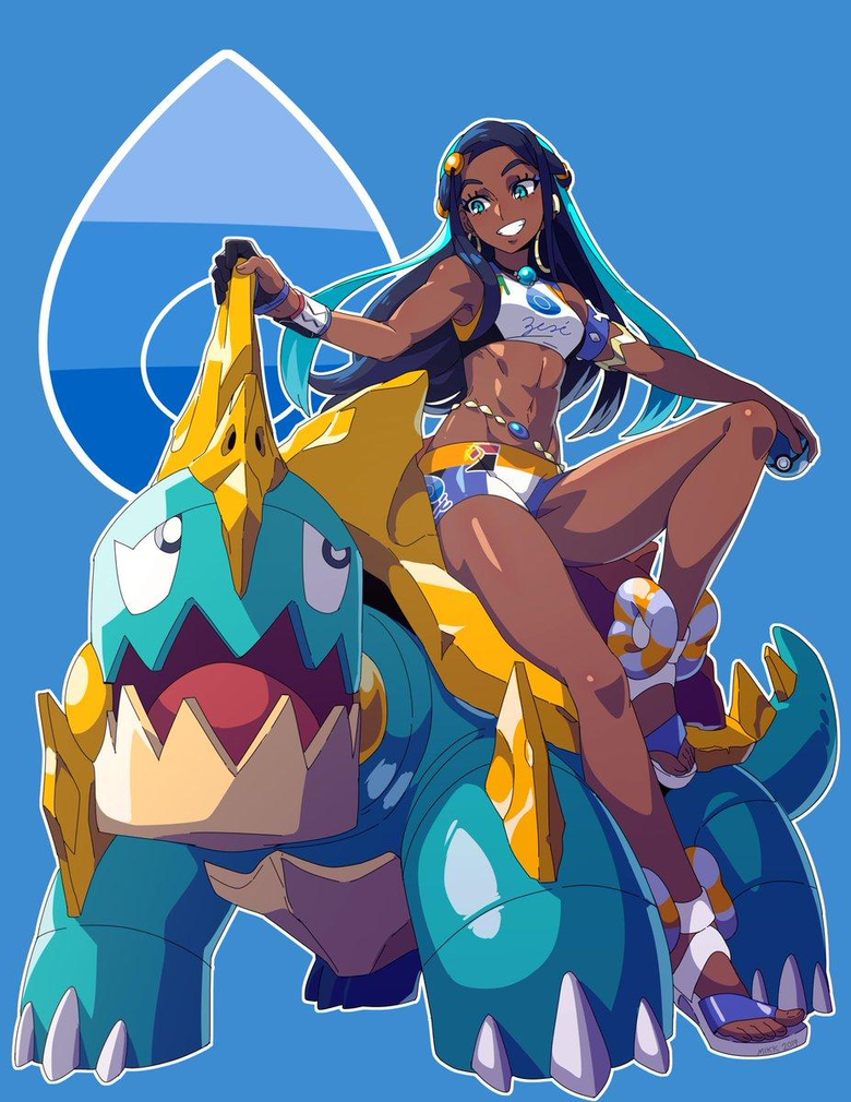 Another Nessa but with Drednaw this time