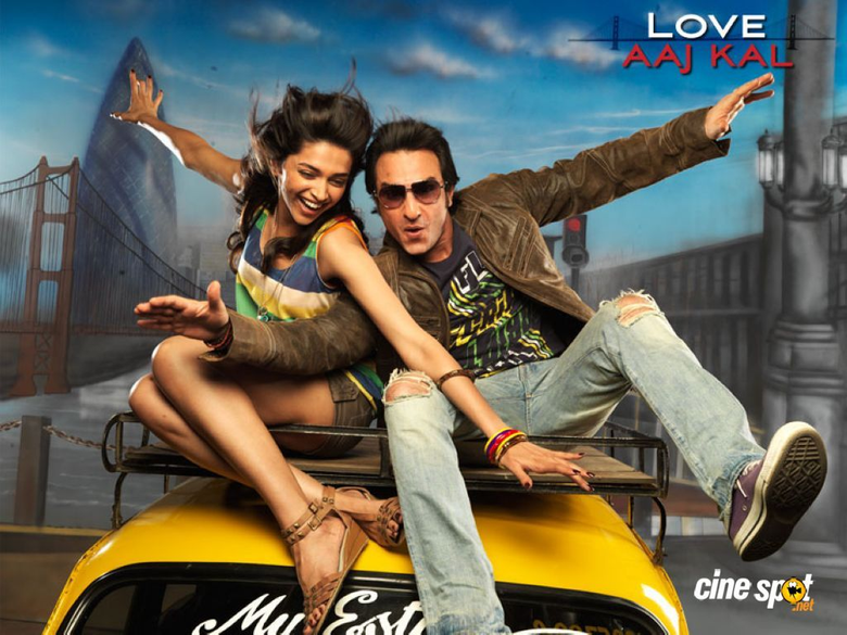 Love Aaj Kal Bollywood Movie Wallpapers