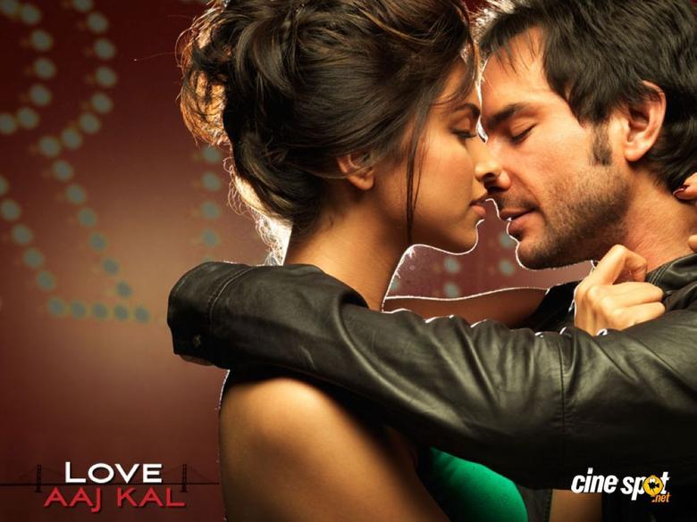 Love Aaj Kal Bollywood Movie Wallpapers