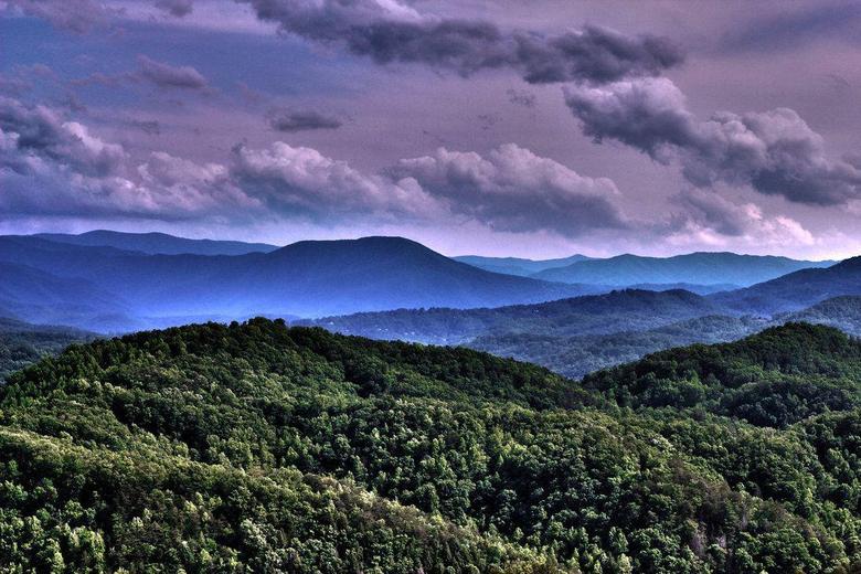 appalachian mountains again again