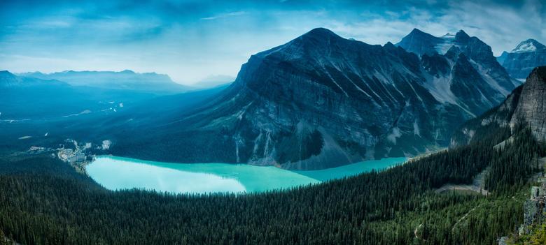 Wallpapers Canadian Rockies Lake Louise Banff National Park Canada