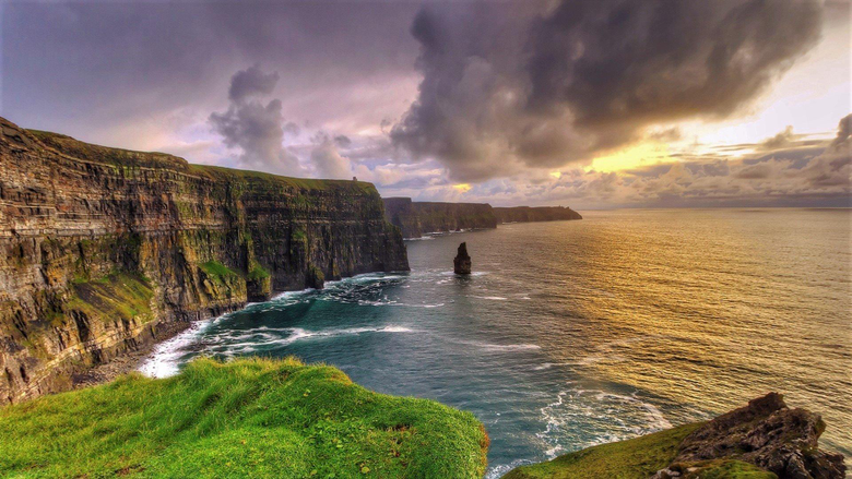 Cliffs of Moher in Ireland HD Wallpapers