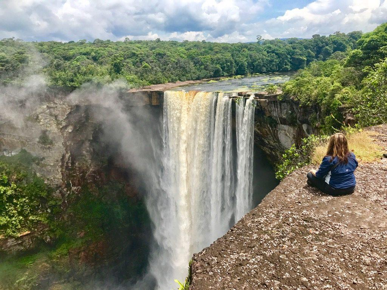 Kaieteur Falls Majesty Brought to Life in Guyana