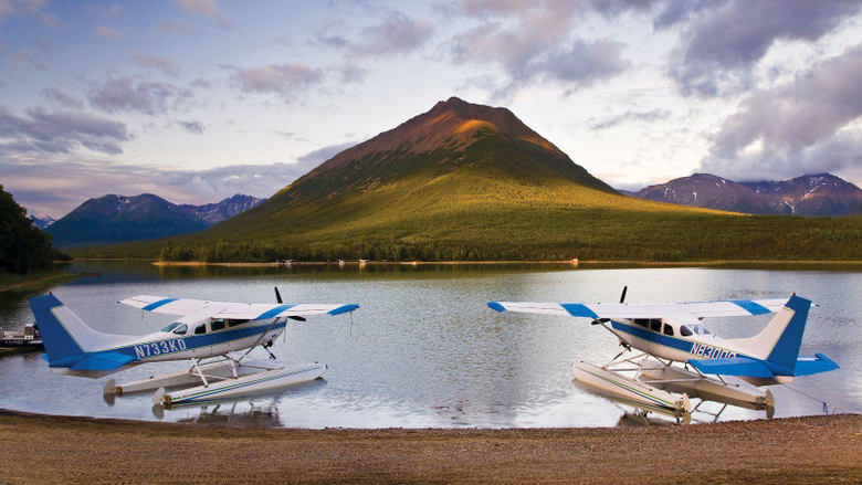 Watersports Pictures View Image of Lake Clark National Park and
