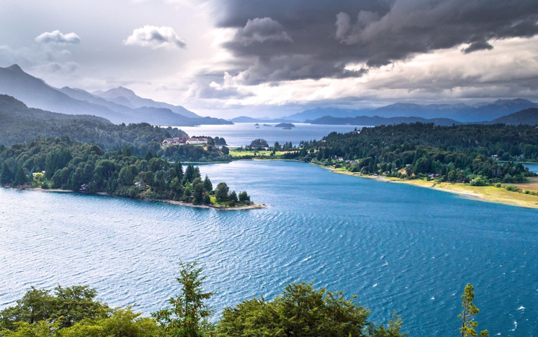 Beautiful Bariloche In Argentina s Patagonia Wallpapers