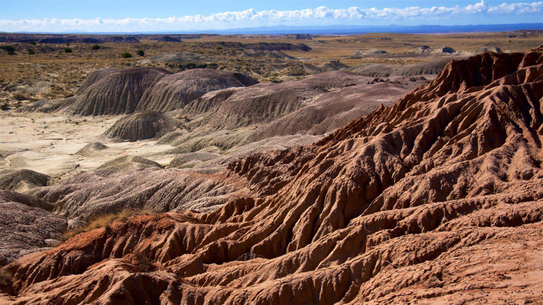 Landscape Pictures View Image of Petrified Forest National Park