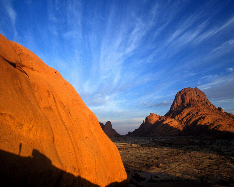 It is not without reason that Greater Spitzkoppe is dubbed