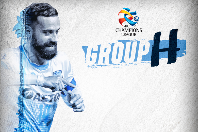 Sydney FC s Draw Chinese Japanese Champions In Group H