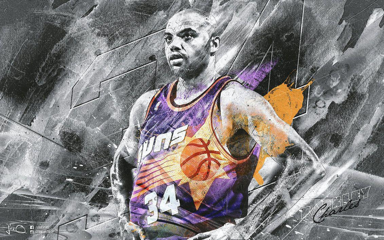 Charles Barkley Wallpapers by skythlee