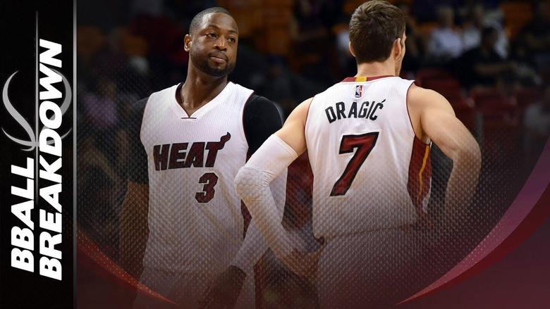 Heat At Raptors Game 1 Goran Dragic Leads The Way