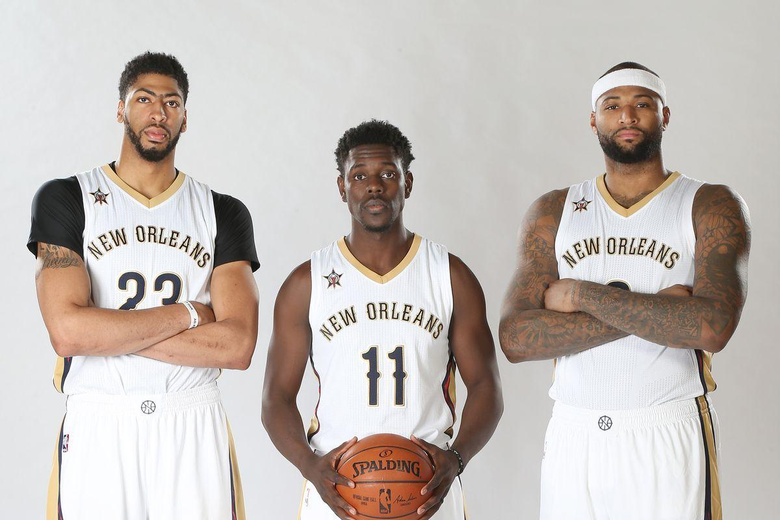 Jrue Holiday has proven worthy of inclusion in the New Orleans